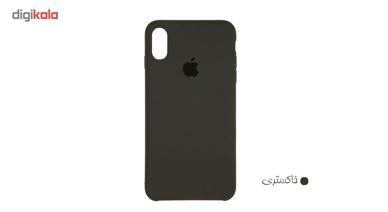کاور سیلیکونی سومگ مدل 006 مناسب برای گوشی موبایل آیفون 10 main 1 30