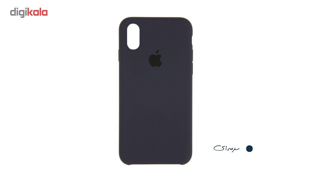 کاور سیلیکونی سومگ مدل 006 مناسب برای گوشی موبایل آیفون 10 main 1 33