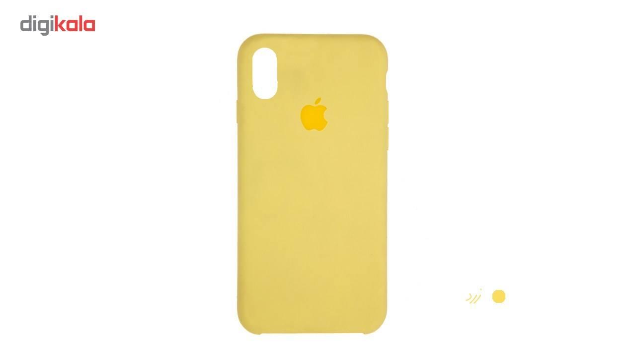 کاور سیلیکونی سومگ مدل 006 مناسب برای گوشی موبایل آیفون 10 main 1 36