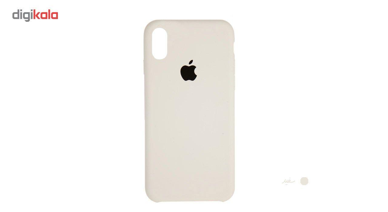 کاور سیلیکونی سومگ مدل 006 مناسب برای گوشی موبایل آیفون 10 main 1 37