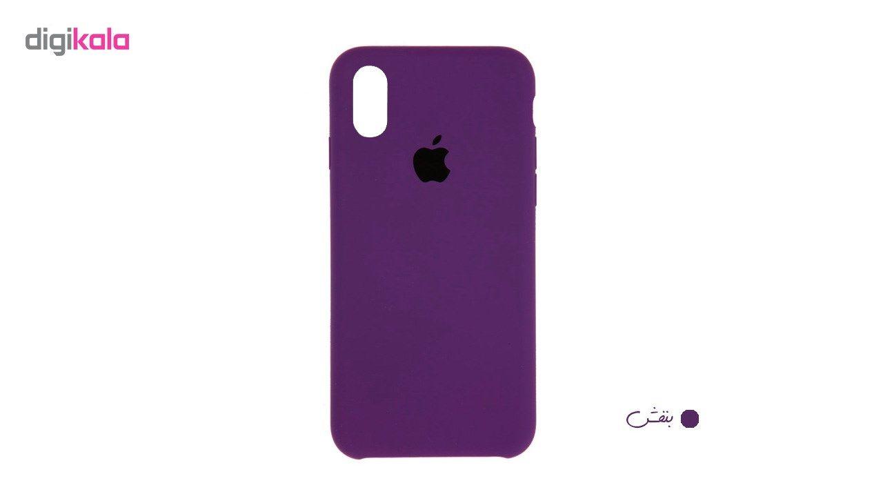 کاور سیلیکونی سومگ مدل 006 مناسب برای گوشی موبایل آیفون 10 main 1 38