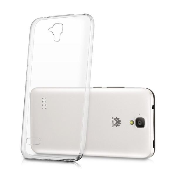 کاور ژله ای مدل01   مناسب برای گوشی موبایل Huawei Y600