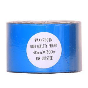 ریبون پرینتر لیبل زن NP مدل Wax Resin 40mm x 300m