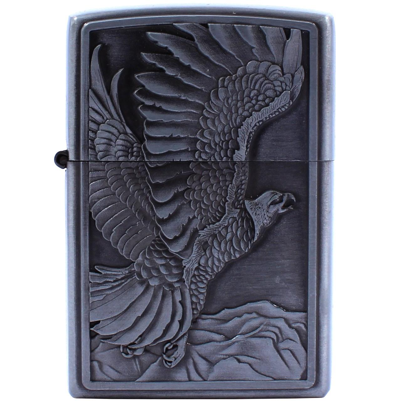 فندک کیانتای مدل Silver Eagle3
