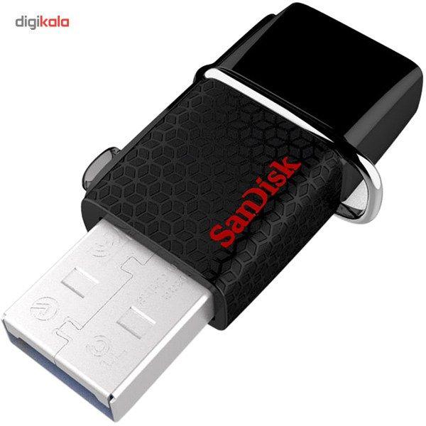 فلش مموری سن دیسک مدل Ultra Dual USB Drive 3.0 ظرفیت 32 گیگابایت main 1 4
