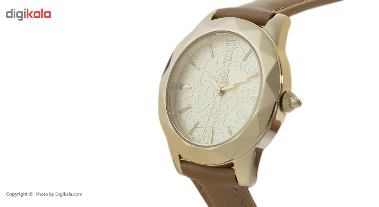 ساعت مچی عقربه ای زنانه جاست کاوالی مدل JC1L003L0025 -  - 3