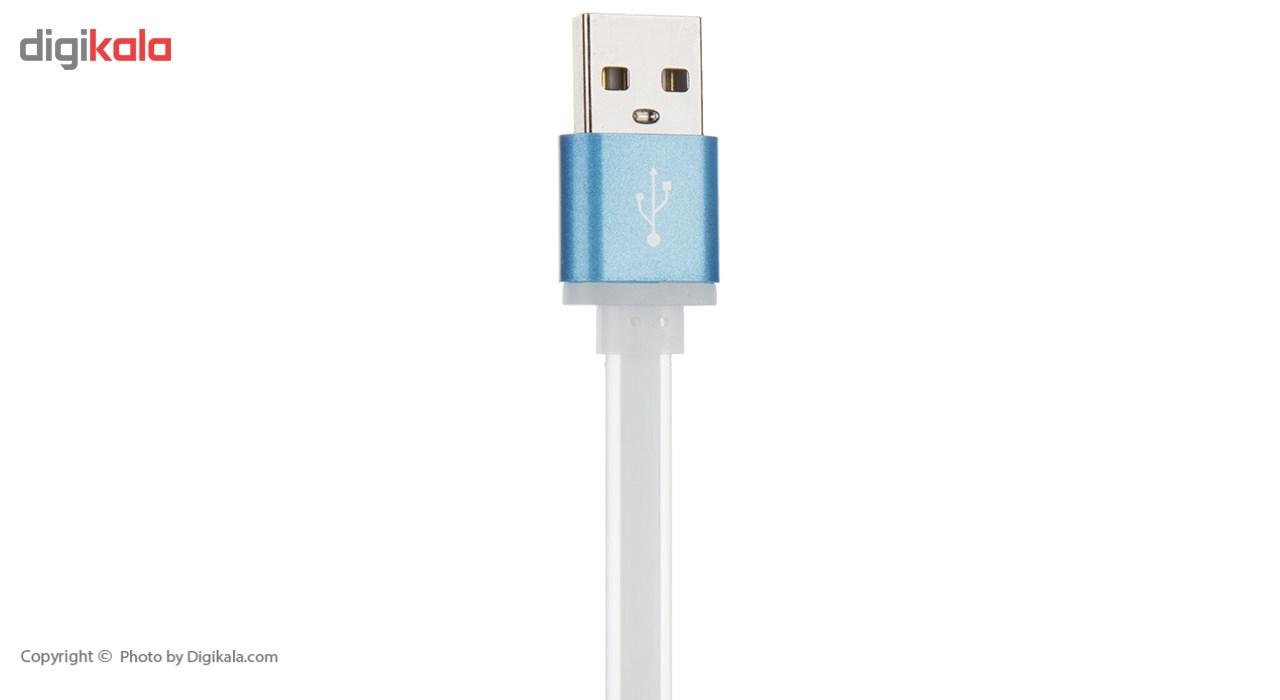 کابل تبدیل USB به Lightning رایکا مدل F73 طول 1 متر main 1 7