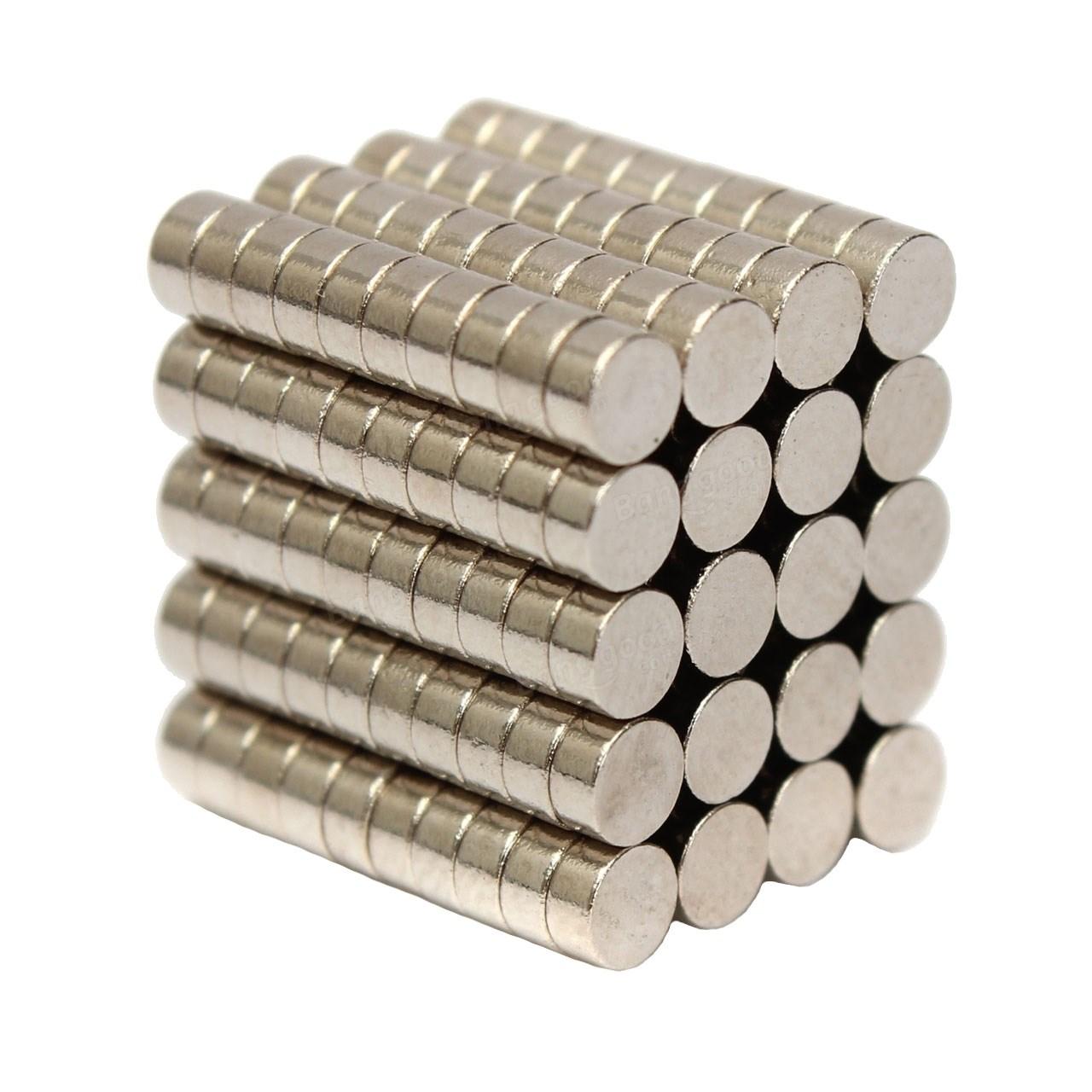 آهن ربا مدل استوانه کوچک بسته 200 عددی