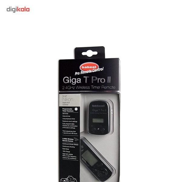ریموت کنترل رادیویی هنل Giga T Pro II برای نیکون