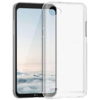 کاور مدل ClearJelly مناسب برای گوشی موبایل ال جی Q6