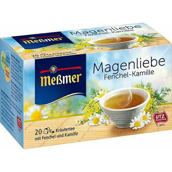بسته دمنوش گیاهی محبوب معده مسمر مدل Magenliebe Fenchel - kamille