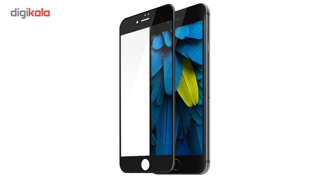محافظ صفحه نمایش شیشه ای باسئوس مدل  Soft Pet مناسب برای گوشی موبایل اپل iPhone 7 Plus main 1 1