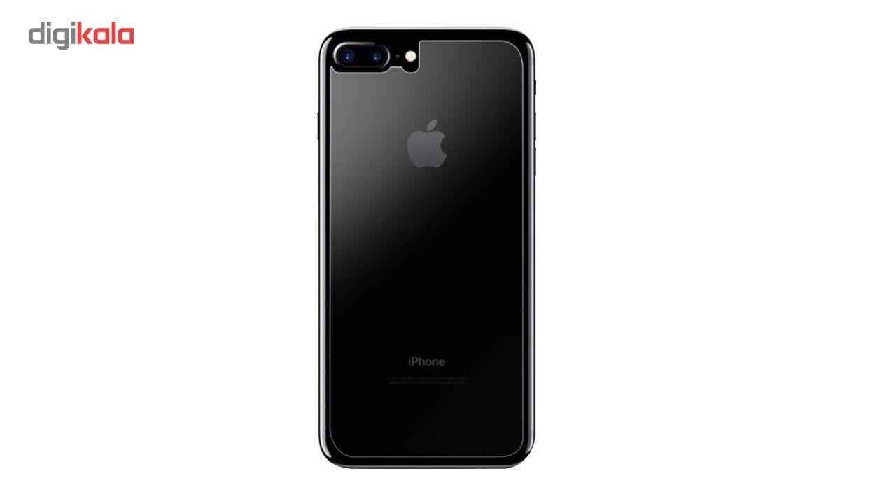 محافظ صفحه نمایش شیشه ای Full Cover و پشت شیشه ای Tempered و محافظ لنز دوربین کوالا مناسب برای گوشی موبایل اپل آیفون 7 پلاس main 1 5
