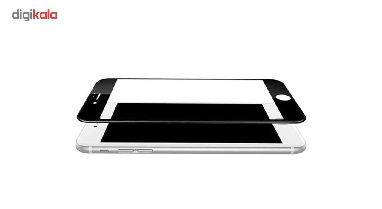 محافظ صفحه نمایش شیشه ای باسئوس مدل  Soft Pet مناسب برای گوشی موبایل اپل iPhone 7 Plus main 1 2