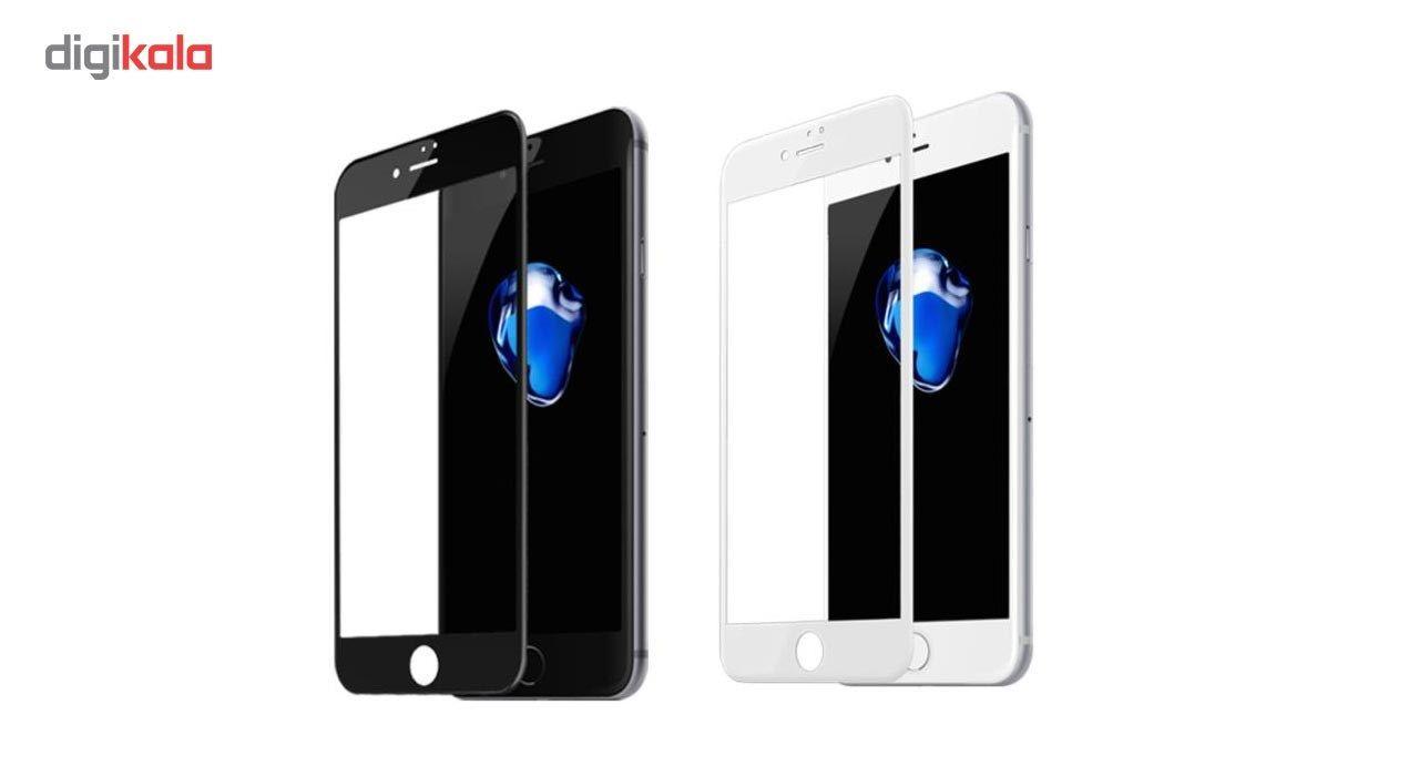 محافظ صفحه نمایش شیشه ای باسئوس مدل  Soft Pet مناسب برای گوشی موبایل اپل iPhone 7 Plus main 1 3
