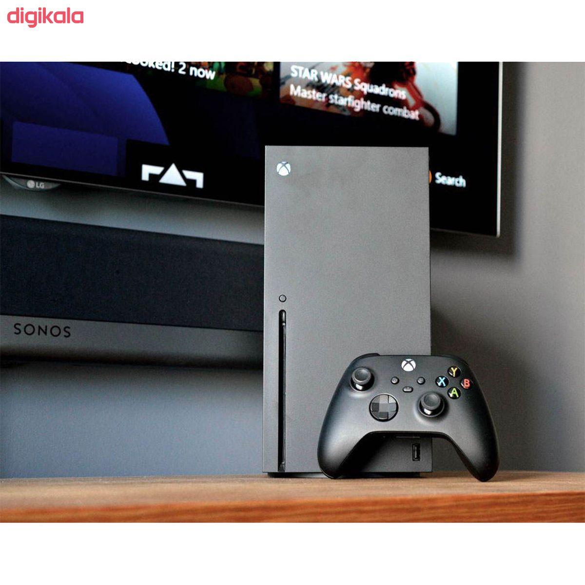 مجموعه کنسول بازی مایکروسافت مدل Xbox Series X ظرفیت 1 ترابایت main 1 13