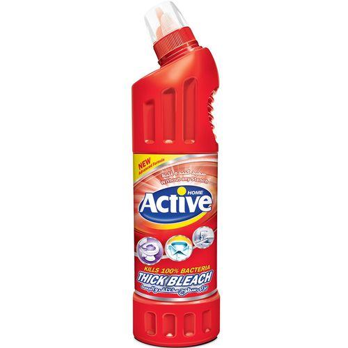 مایع سفید کننده غلیظ سطوح اکتیو مدل Red مقدار 750 گرم