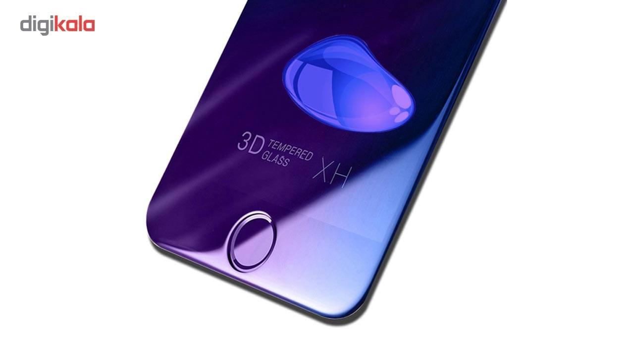 محافظ صفحه نمایش شیشه ای باسئوس مدل  Soft Pet مناسب برای گوشی موبایل اپل iPhone 7 Plus main 1 6