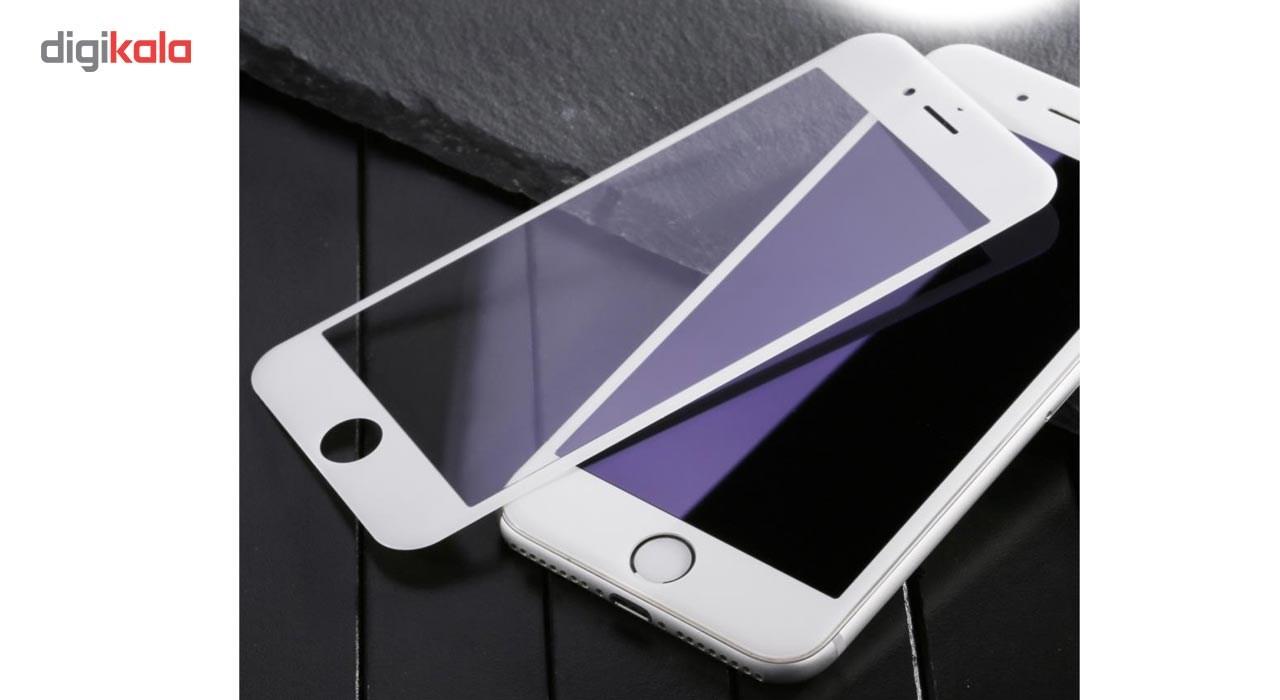 محافظ صفحه نمایش شیشه ای باسئوس مدل  Soft Pet مناسب برای گوشی موبایل اپل iPhone 7 Plus main 1 9