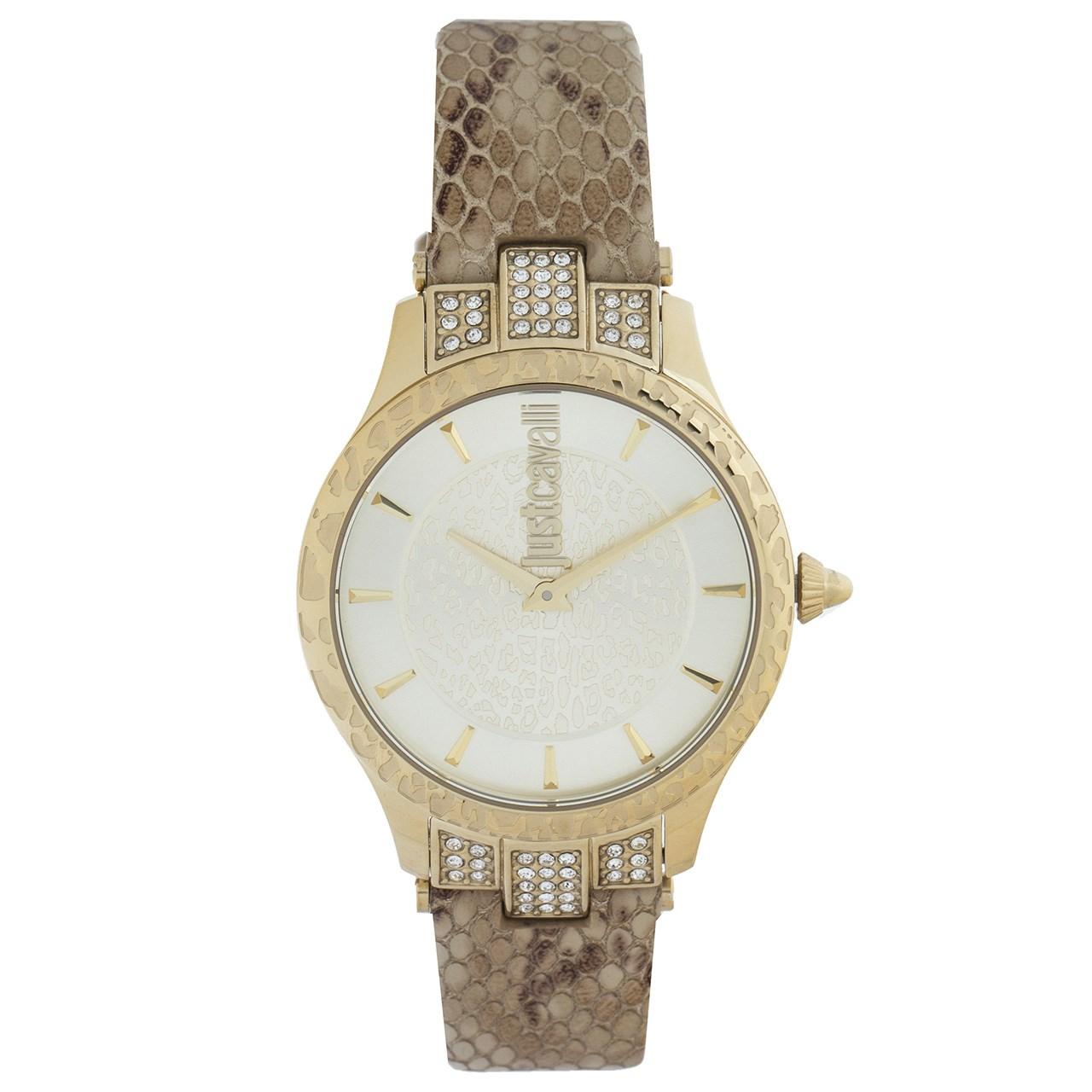 خرید ساعت مچی عقربه ای زنانه جاست کاوالی مدل JC1L004L0035