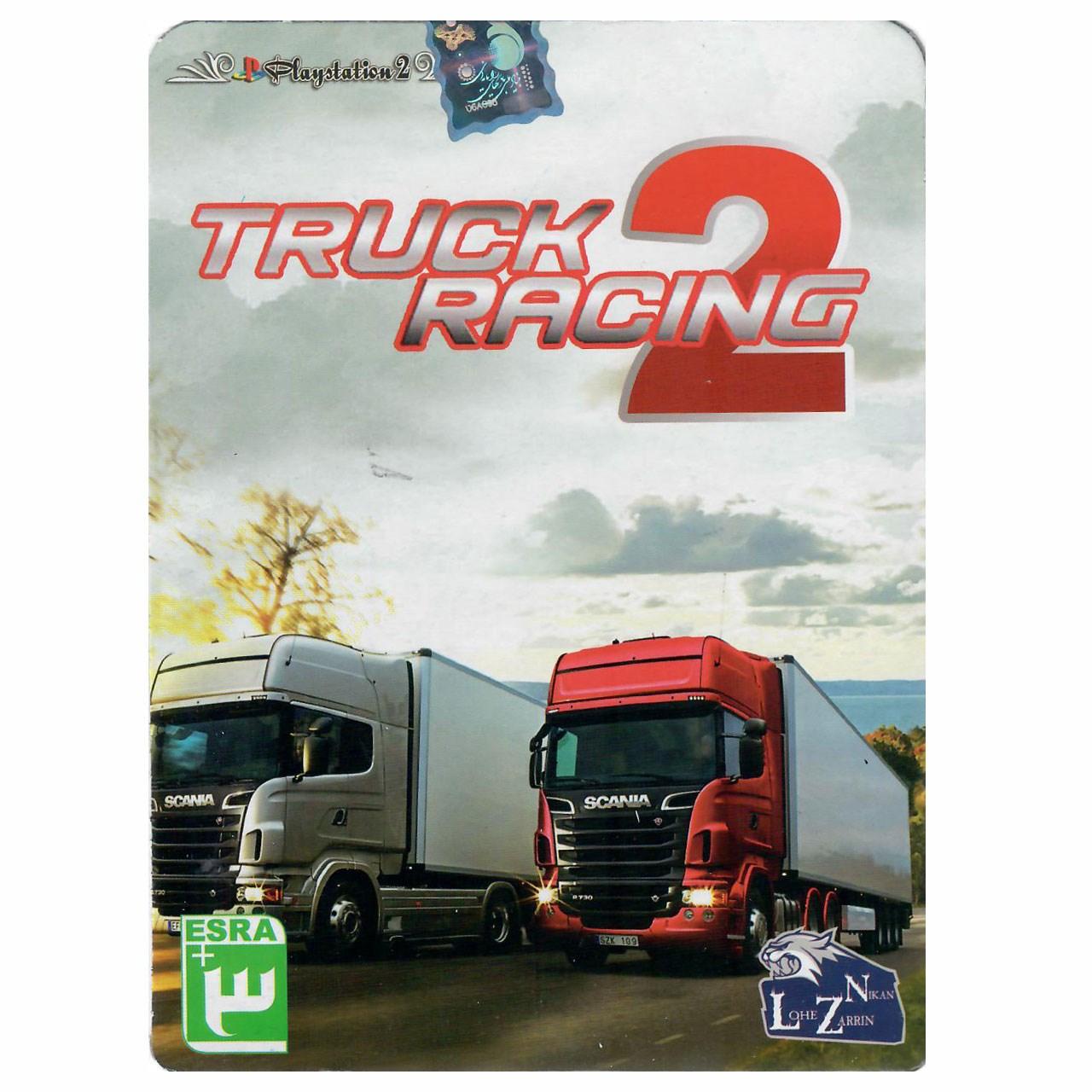 خرید اینترنتی بازی Truck Racing 2 مخصوص PS2 اورجینال