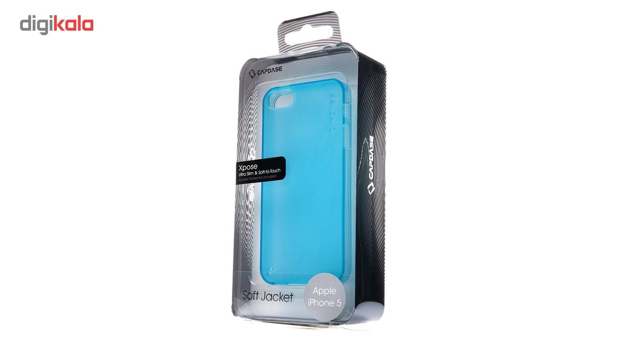 کاور کپدیس مدل اکس پوز  مناسب برای گوشی موبایل آیفون  5/5S/SE main 1 7