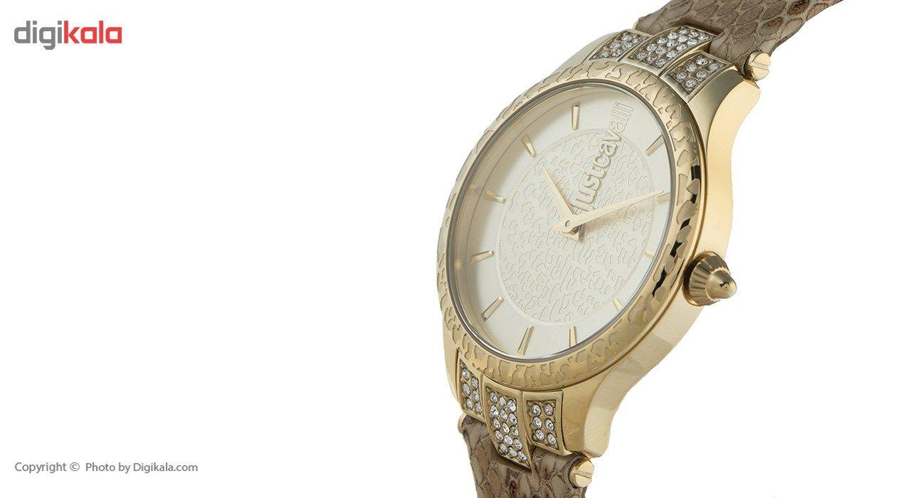 ساعت مچی عقربه ای زنانه جاست کاوالی مدل JC1L004L0035 -  - 3