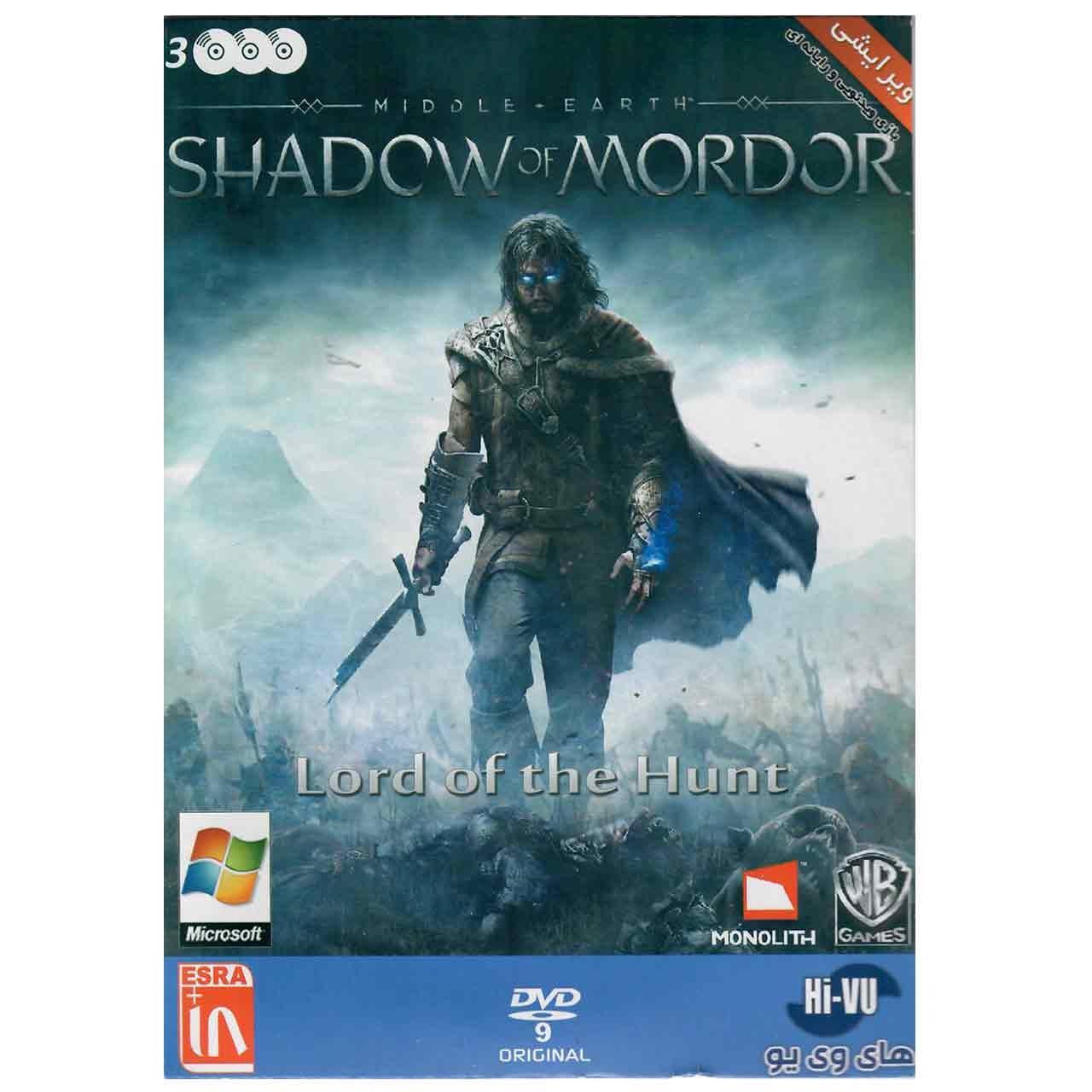 بازی Shadow Of Mordor Lord OF The Hunt مخصوص کامپیوتر
