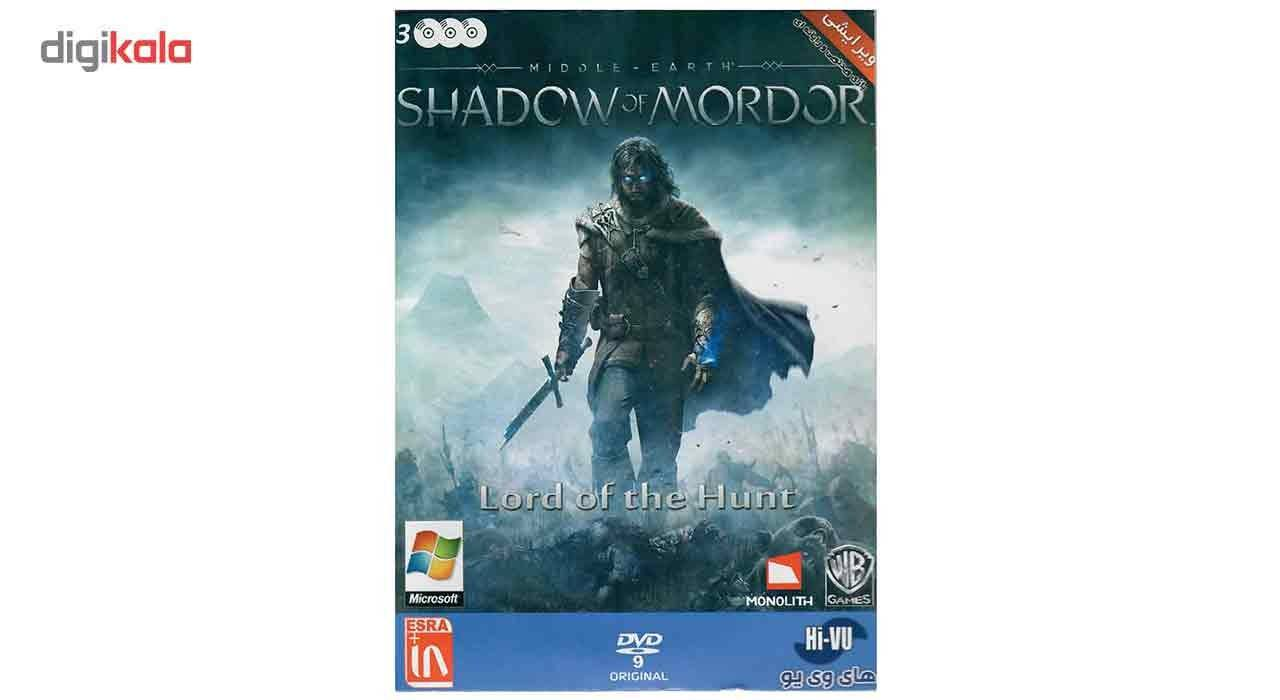 بازی Shadow Of Mordor Lord OF The Hunt مخصوص کامپیوتر main 1 1