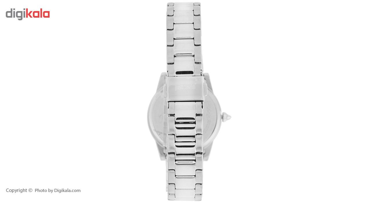 ساعت مچی عقربه ای زنانه جاست کاوالی مدل JC1L010M0085