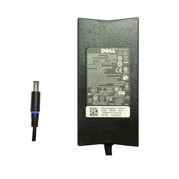 شارژر لپ تاپ 19.5 ولت 4.62 آمپر دل مدل اسلیم LA90PE1-01 به همراه کابل برق