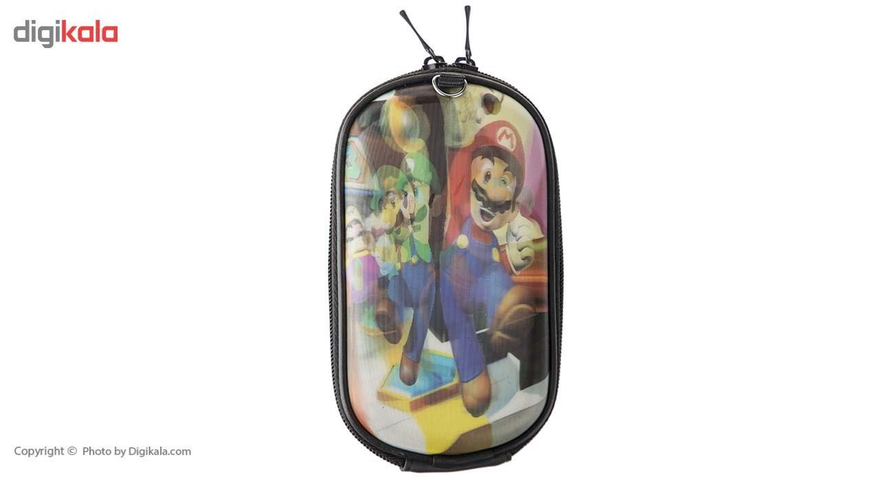 کیف حمل مناسب برای PSP Go طرح 005