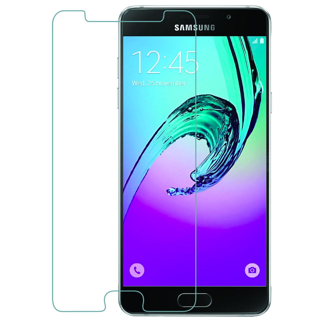 محافظ صفحه نمایش شیشه ای تمپرد هوکار  مناسب Samsung Galaxy A5 2016