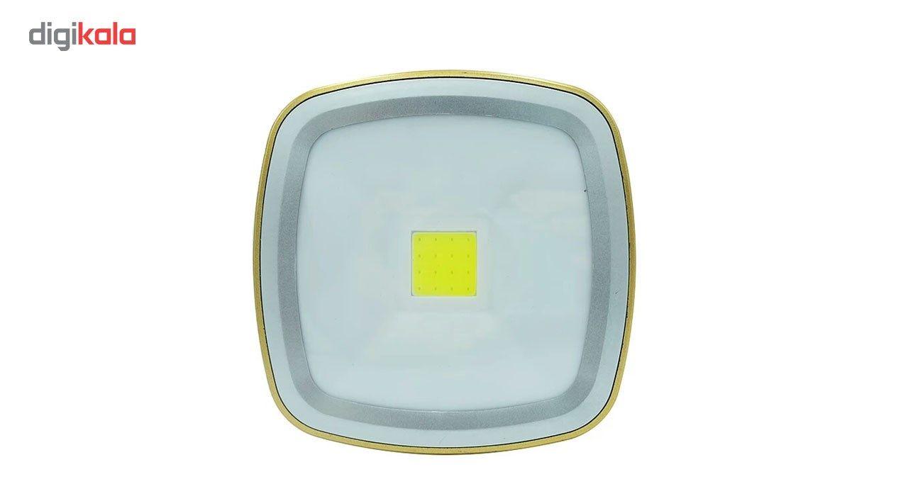 چراغ قوه کمپینگ شارژی مدل خورشیدی main 1 2