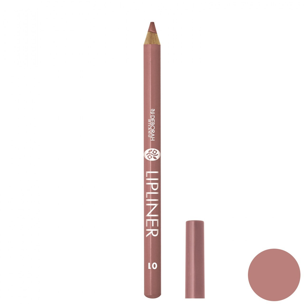 مداد لب دبورا سری Matita Labbra شماره 01