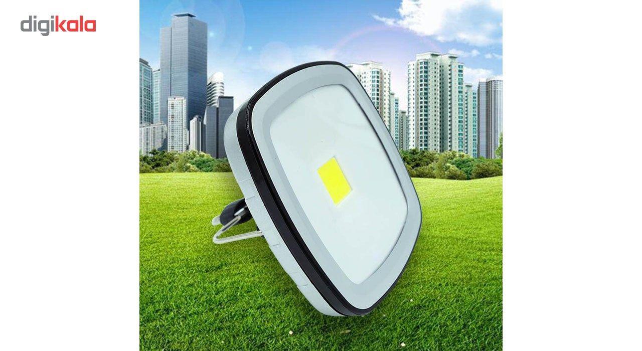 چراغ قوه کمپینگ شارژی مدل خورشیدی main 1 13