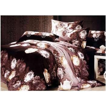 سرویس لحاف روتختی کالای خواب متین مدل Jasmin دو نفره 6 تکه