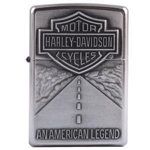 فندک زیپو مدل American Legend کد 20229