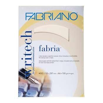 کاغذ فابریانو مدل Fabriano Avorio سایز A4 بسته 50 عددی