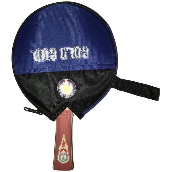 راکت پینگ پنگ گلد کاپ  مدل Simple Blue