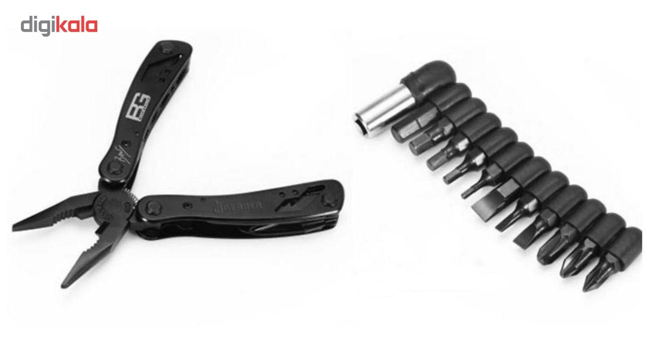 مجموعه ابزار چندکاره مدل BG