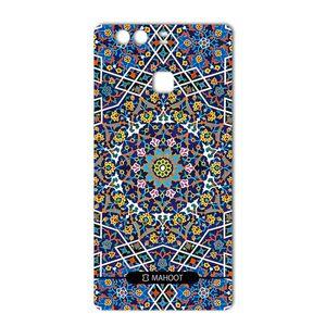 برچسب تزئینی ماهوت مدل Imam Reza shrine-tile Design مناسب برای گوشی  Huawei P9