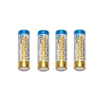 باتری قلمی روندا مدل R6P بسته 4 عددی