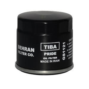 فیلتر روغن خودرو بهران فیلتر مدل GS 1121 مناسب برای پراید