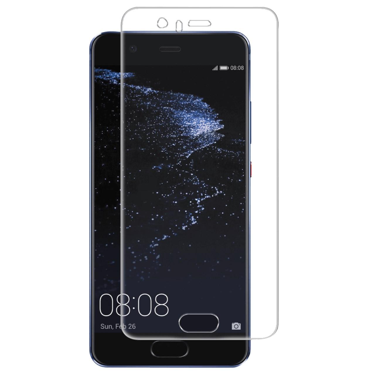 محافظ صفحه نمایش شیشه ای تمپرد هوکار  مناسب Huawei P10
