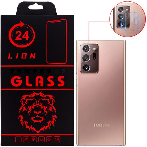 محافظ لنز دوربین لاین مدل RL007 مناسب برای گوشی موبایل سامسونگ Galaxy Note 20 Ultra بسته دو عددی