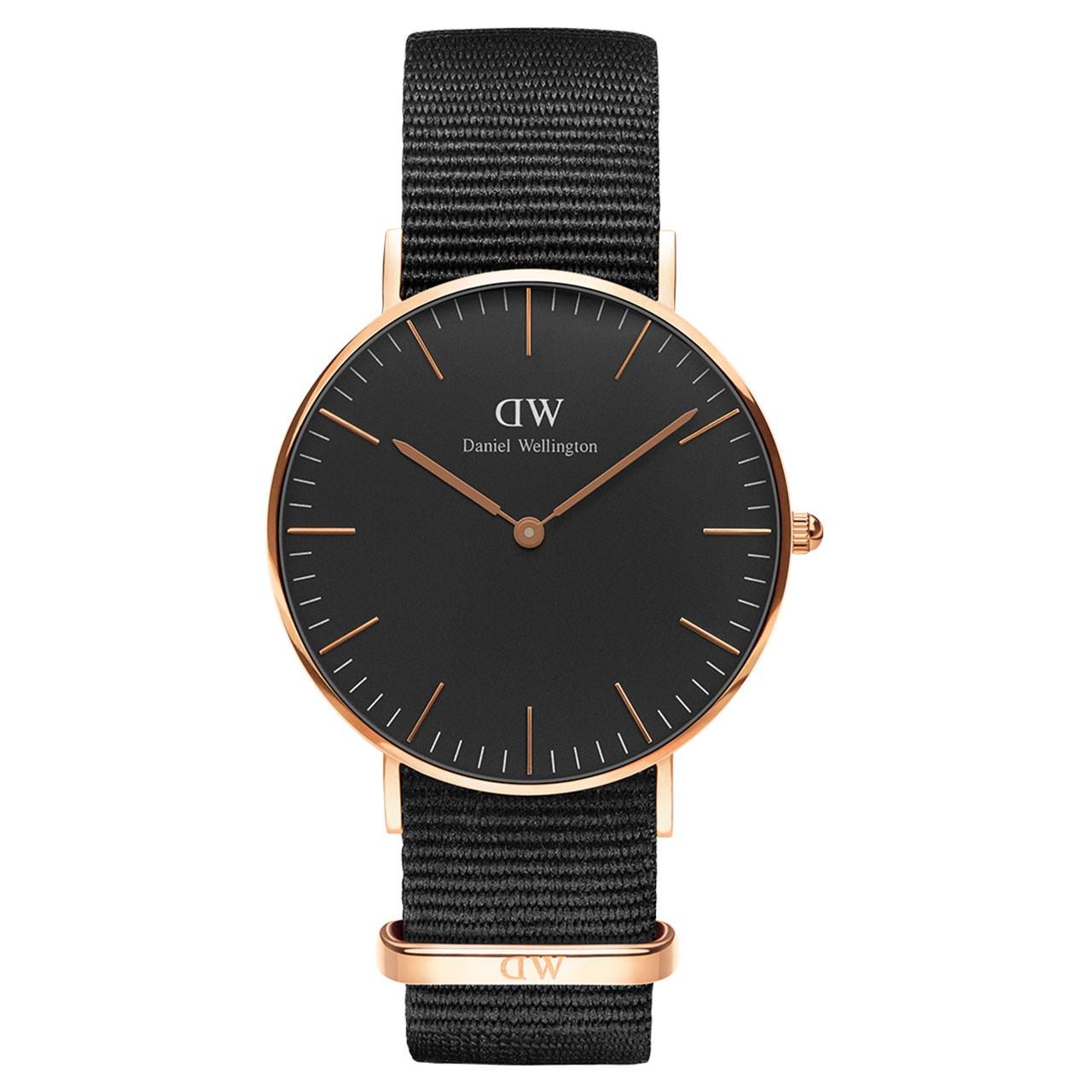 ساعت مچی عقربه ای زنانه دنیل ولینگتون مدل DW00100150              ارزان