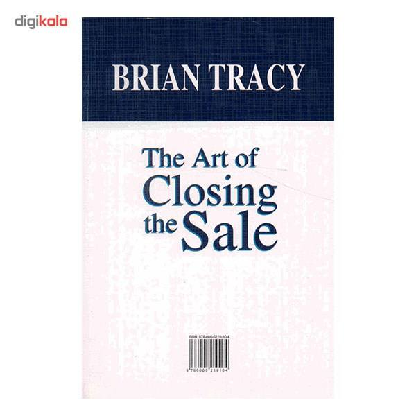 کتاب هنر فروش کردن اثر برایان تریسی main 1 1