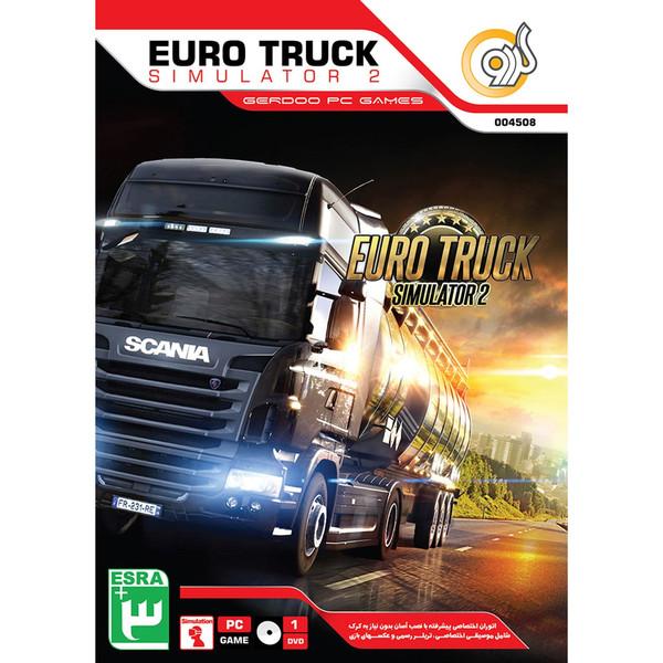 بازی Euro Truck Simulator 2 مخصوص  PC