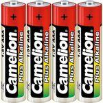 باتری نیم قلمی کملیون مدل Plus Alkaline بسته 4 عددی thumb